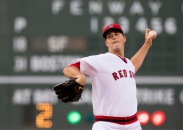 BOSTON, MA - JULY 20: Drew Pomeranz #31 of the Boston Red Sox pitches against the San Francisco Giants in the first inning on July 20, 2016 at Fenway Park in Boston, Massachusetts. (Photo by Michael Ivins/Boston Red Sox/Getty Images) *** Local Caption *** Drew Pomeranz