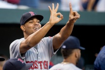 BALTIMORE, MD - SEPTEMBER 22: Xander Bogaerts #2 of the Boston Red Sox reacts before a game against the Baltimore Orioles on September 22, 2016 at Oriole Park at Camden Yards in Baltimore, Maryland. (Photo by Billie Weiss/Boston Red Sox/Getty Images) *** Local Caption *** Xander Bogaerts
